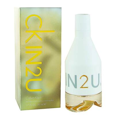 Calvin Klein - In2U Her (50ml) - EDT