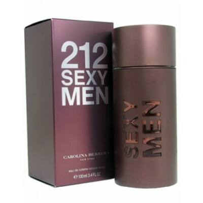 Carolina Herrera - 212 Sexy Men (100ml) - EDT
