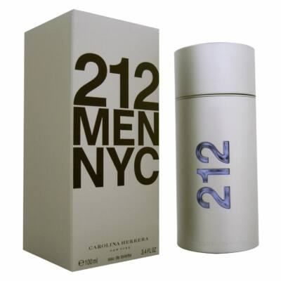 Carolina Herrera - 212 NYC Men (100ml) - EDT