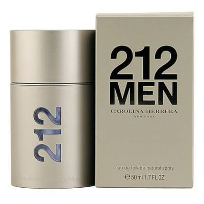 Carolina Herrera - 212 (50ml) - EDT