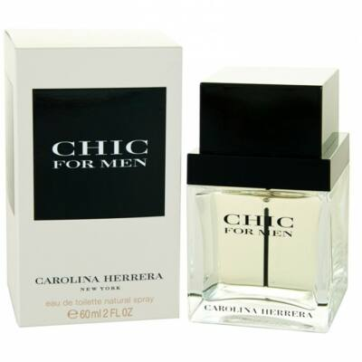 Carolina Herrera - Chic For Men (60ml) - EDT